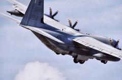 KC-130 タッチ&ゴーォ