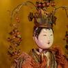 江戸時代の女雛