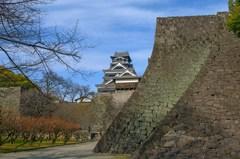 春近し熊本城 1