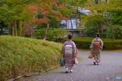 秋の旧細川刑部邸 5完
