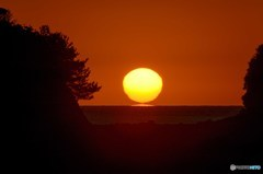 久々のだるま夕陽 3
