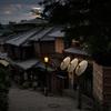 ☆京都 二年坂の朝景