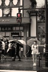 Harajuku Rainy