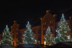 赤レンガのクリスマス1