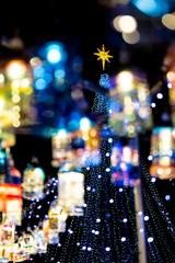 小さな街のMerry Christmas