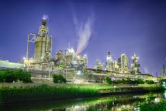 工場夜景 HDRモリモリバージョン