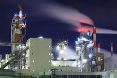 工場夜景 其の二