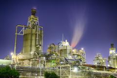 工場夜景 HDRモリモリバージョン2