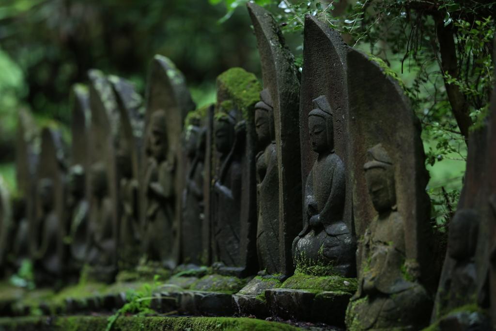 神々の住む霊山