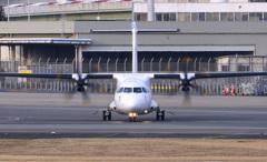 ATR-42出発