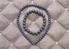 テラヘルツのブレスレットと首輪