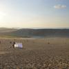 砂丘秋晴れ