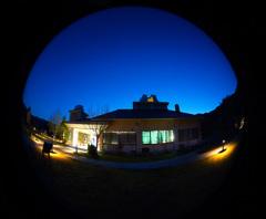 さじ天文台の夜