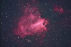 M17オメガ星雲