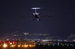 Night Arrival IBEX