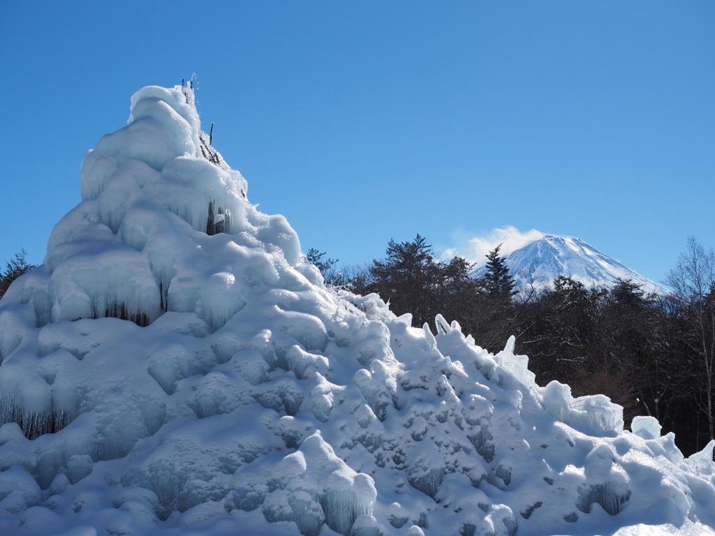 富士山は二つあった!
