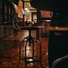ドックサイドダイナーの椅子