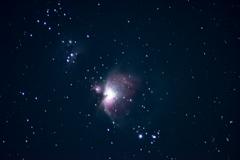 オリオン座大星雲