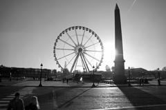 コンコルド広場の大観覧車 2013