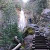 乗鞍にて滝を感じる