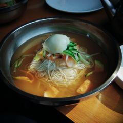 냉면 : 冷麺