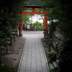 にっぽんの参道Ⅱ