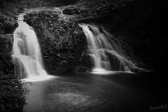 荷担滝についての簡潔な報告