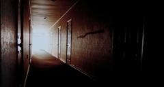 射光の廊下