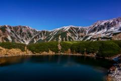 Tateyama mountain