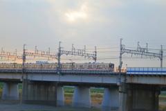 東急9000系 空調装置(クーラー)変化