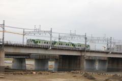 なぜか東急田園都市線を走行する東急(新)7000系