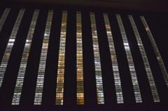 JR大阪駅の屋根