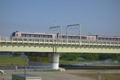 小田急30000形  Excellent Express 30000形EXE車