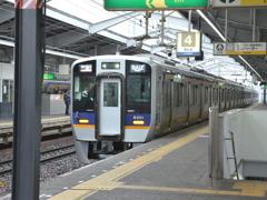 南海電鉄のむっちり電車