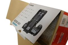 """未開封""で 『Canon EOS 60D』《新品購入》"