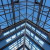 シャトレーゼ工場の天窓