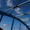 青空の丸子橋