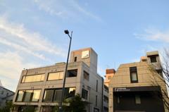 二子玉川の二世帯住宅みたいなお店