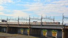 東急8500系「Bunkamura号」
