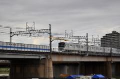 東京メトロ13000系 回送して鷺沼電車区へ