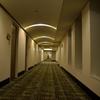 ホテルグランヴィア大阪の廊下