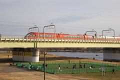 名古屋鉄道と思い出す小田急70000形「GSE」