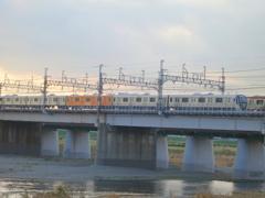 東急6020系「Q SEAT」