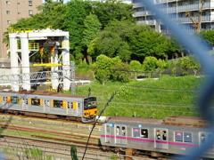老朽化が進んでる東京メトロ8000系