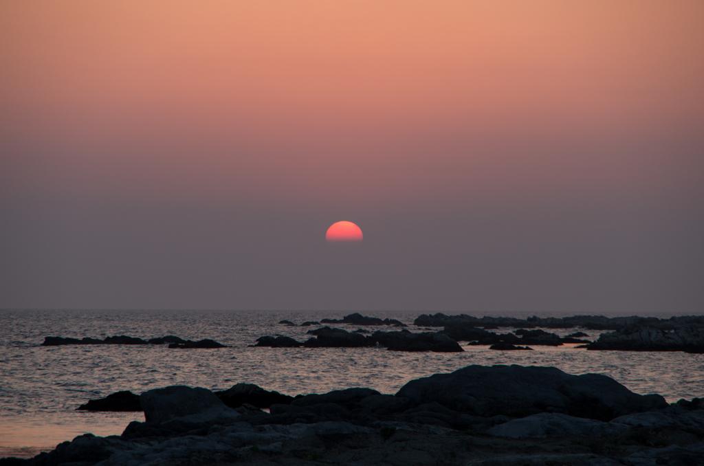 下弦の太陽