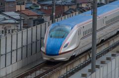 北陸新幹線 W7系