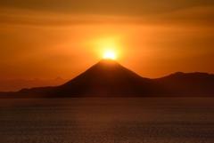 夕陽のダイヤ
