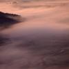 朝霧に吹かれて