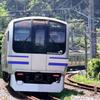 横須賀線・下り