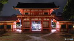 師走の八坂神社 その2